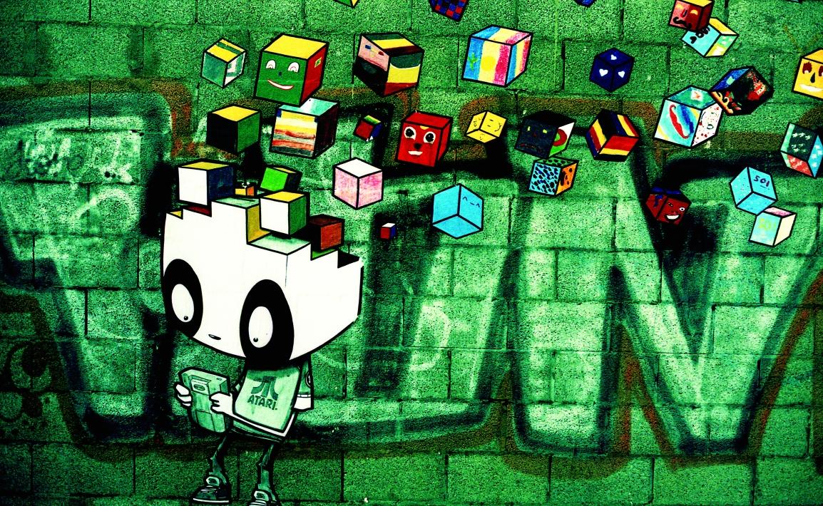 Le Street Art déboule dans laville